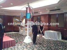New start wind turbine demonstration