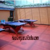 Indoor portable PVC sports table tennis floor