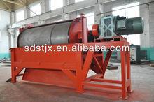 Intensity adjustable magnetic separator machine