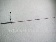 160cm Pink fiber glass long whips