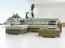 rattan garden furniture rattan sofaMS-156