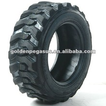 Skid Steer (Rim Guard) Tubeless Tires 10-16.5