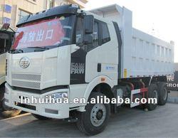 6x4 FAW Dump Truck