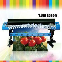 1.8 m large format digital printer, 1440 dpi MT-Starjet DX7 7702L, for Outdoor&Indoor Advertising Printing