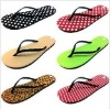 degital printing wholsale flip flop made in China