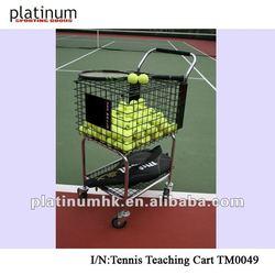 Tennis Teaching Cart / Tennis Ball Cart (TM0049,holds 350Balls)