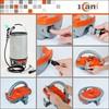 GFS-G2- mini washing machine with cigarrette lighter