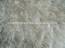 100%polyester plush/sherpa/fleece toy plush fabric
