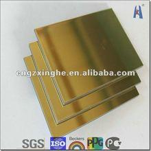 6mm PVDFAluminium composite panel/aluminium honey comb