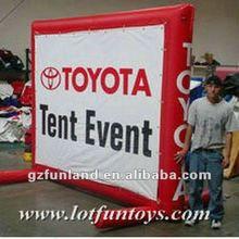 Outdoor Inflatable Advertising Billboard / Signboard