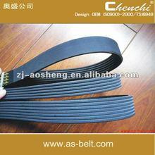 spare parts, original OEM automotive timing belt 4PK960 ribbed v belt pk belt