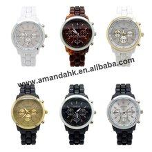 fashion watches 2012,acrylic jelly watch