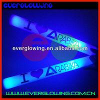 4*40cm multi color changing led party foam stick