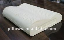 Contour Hole Shape Dunlop Latex Pillow (20*36*8 inch)