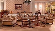 wooden sofa furniture 588 (1+2+3)