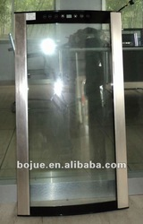 refrigerator glass door