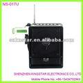 Ns-018u tarjeta sd altavoz, de radio fm, mp3/móvil/reproductor de pc