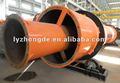 Indirecta secador rotatorio equipo proveedor con el precio negociable en la ciudad industrial-- luoyang de china