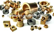Qil impregnated sintered bronze bushing