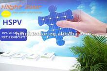 high efficiency lowe price mono solar panel 70w price per watt