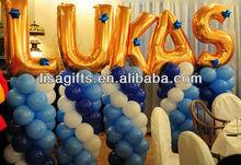 40 inch Letter shape Foil Balloons