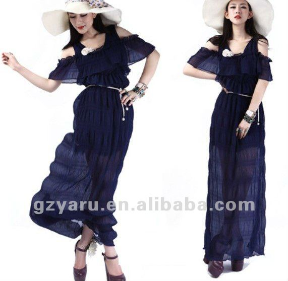 Innovative Muslim Women Long Casual Dresses Pictures Hijabs And Abayas Islamic