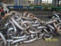 la cadena del ancla
