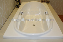 Acrylic Simple Bathtub