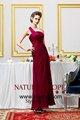 la elegancia de un hombro de largo la mancha roja vestidodenoche 2015 vestidos de noche de estilo coreano china alibaba vestido de fiesta