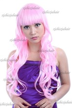 High Quality Vocaloid Pink Cosplay Wig in Many Colors