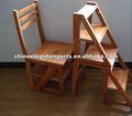 nuevo diseño de escalera de madera silla