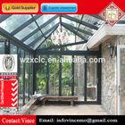 Beautiful Winter Garden Sun House