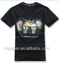 Dark T-shirt sublimation transfer paper-A4