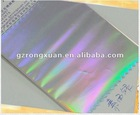 holographic foil for fabrics