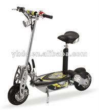 CE Approval 1300W motor 48v 12ah battery folding electric scooter