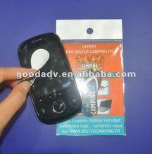 2012 Customized design anti-slip cleaner sticker for promotion