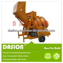 crude oil engine concrete mixer machine JZR350W in stock