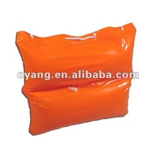 inflatable pillow,2011 hot sale fashion inflatable pillow/Flocked pillow/U shape pillowwith low price