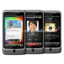 W7272 Dual SIM Card Mtk6573 Android2.3 Smart Phone with Quadband 3G WCDMA GSM Google GPS WiFi TV