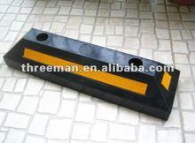 rubber wheel stopper