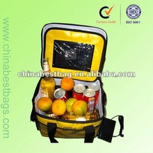 insulated solar cooler bag solar lunch bag