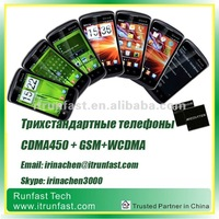 cdma450mhz mobile phone 2012 newest touch screen gsm cdma mobile phone