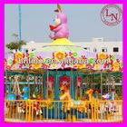 Professional factory! hot amusement park rides carousel