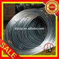 bajo precio galvanizado alambre de hierro enlace