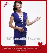 custom restaurant hotel waitress uniform