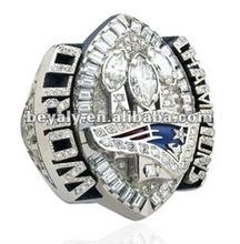 New England Patriots stone replica championship ring