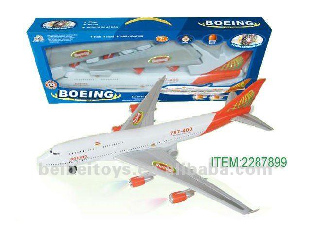 Plane Airplane Airplane Toy B/o Plane