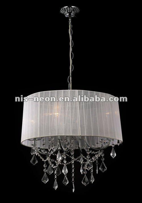 23 anno fabbrica - bianco moderno lampadario illuminazione acrilico ...