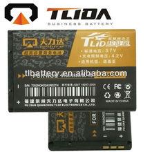 3.7V/ 900mAh mobile phone battery for Nokia 6100/6300/BL-4C
