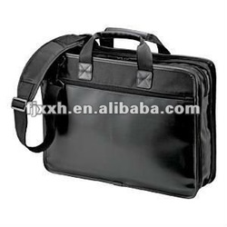 Smooth Leather laptop bag for business